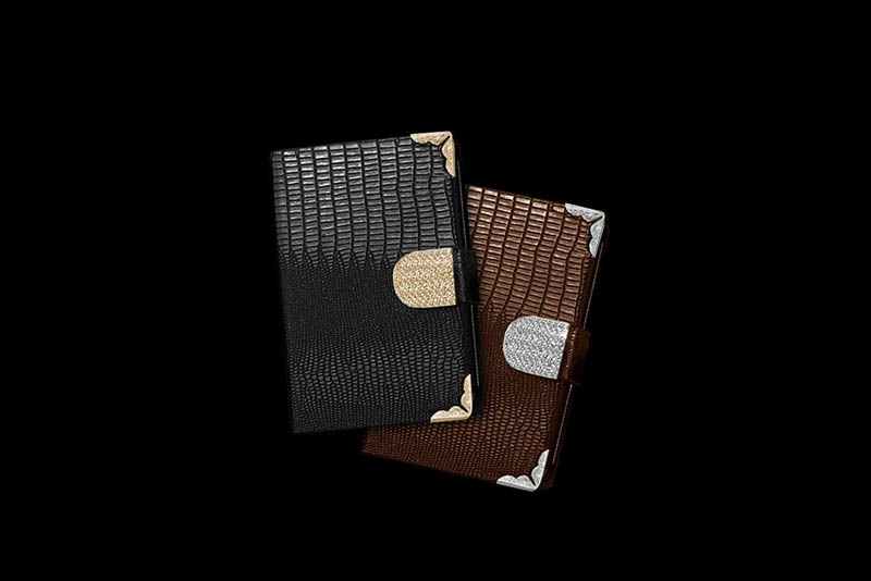 Platinum gold vip cards with genuine leather card holders business card holder and credit card cases of exotic leathers with decor gold platinum and diamonds according to individual orders and credit card cases colourmoves Images