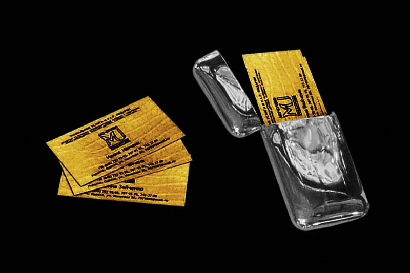 Platinum gold vip cards with genuine leather card holders the silver card holder made of pure silver or sterling silver 999 or 925 unique business cards from 24 karat pure gold as cast plates reheart Choice Image